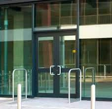 commercial door leicester
