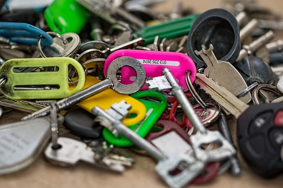multiple keys locksmith leicester